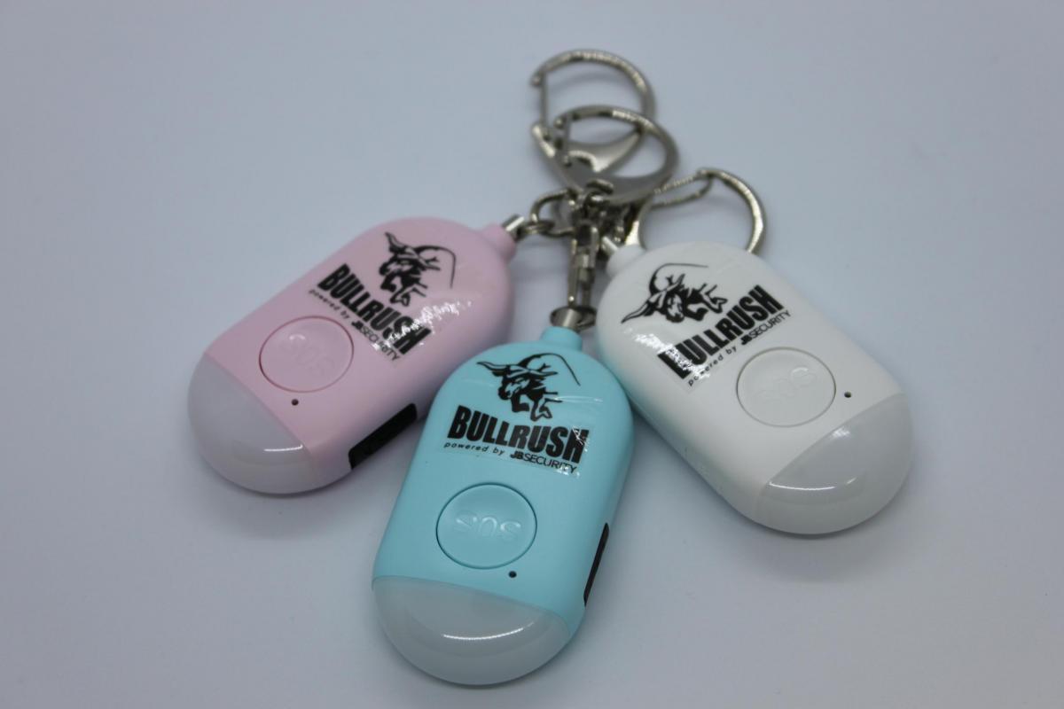 Keychain Personal Alarm
