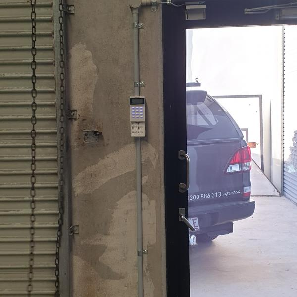 Commercial Security Solution